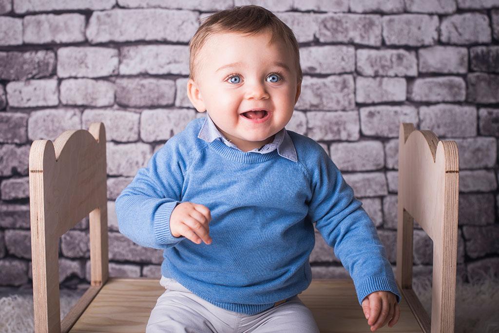 fotos de bebes Santander Oliver cuna