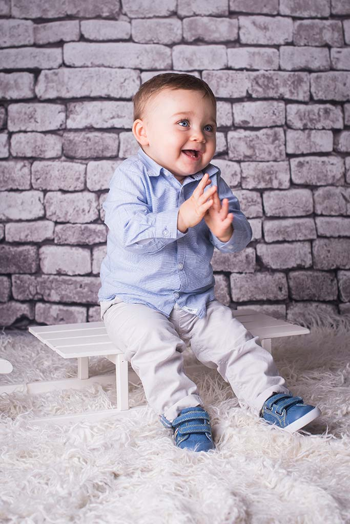 fotos de bebes Santander Oliver palmas