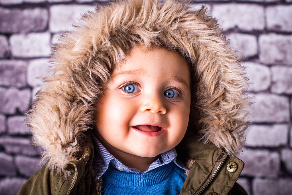 fotos de bebes Santander Oliver ojos