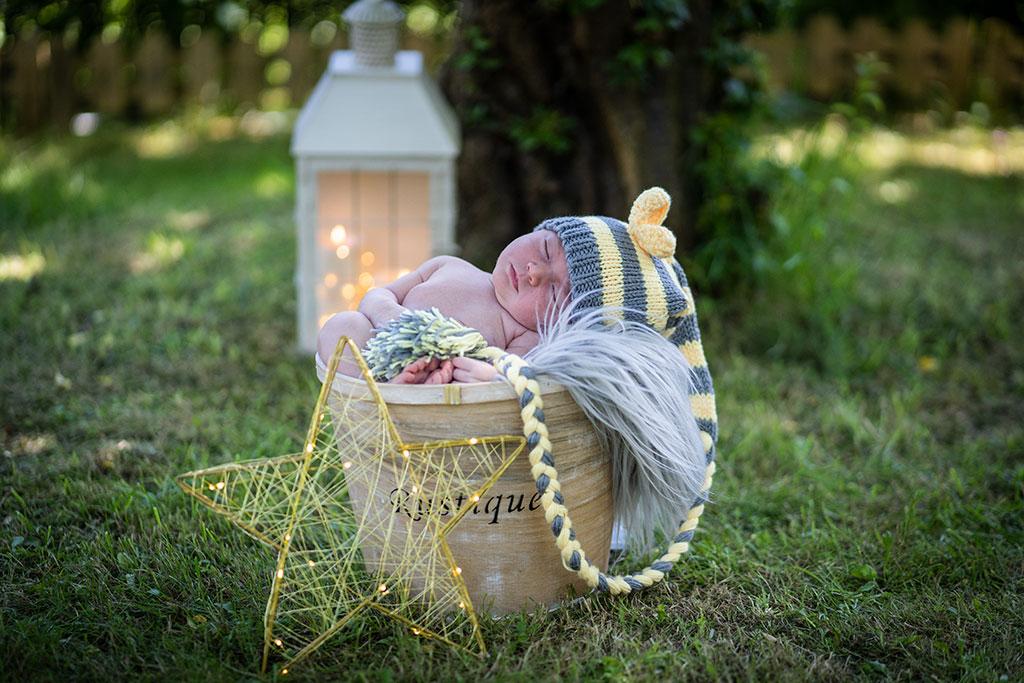 fotos de bebes recién nacidos Santander Cantabria cubo