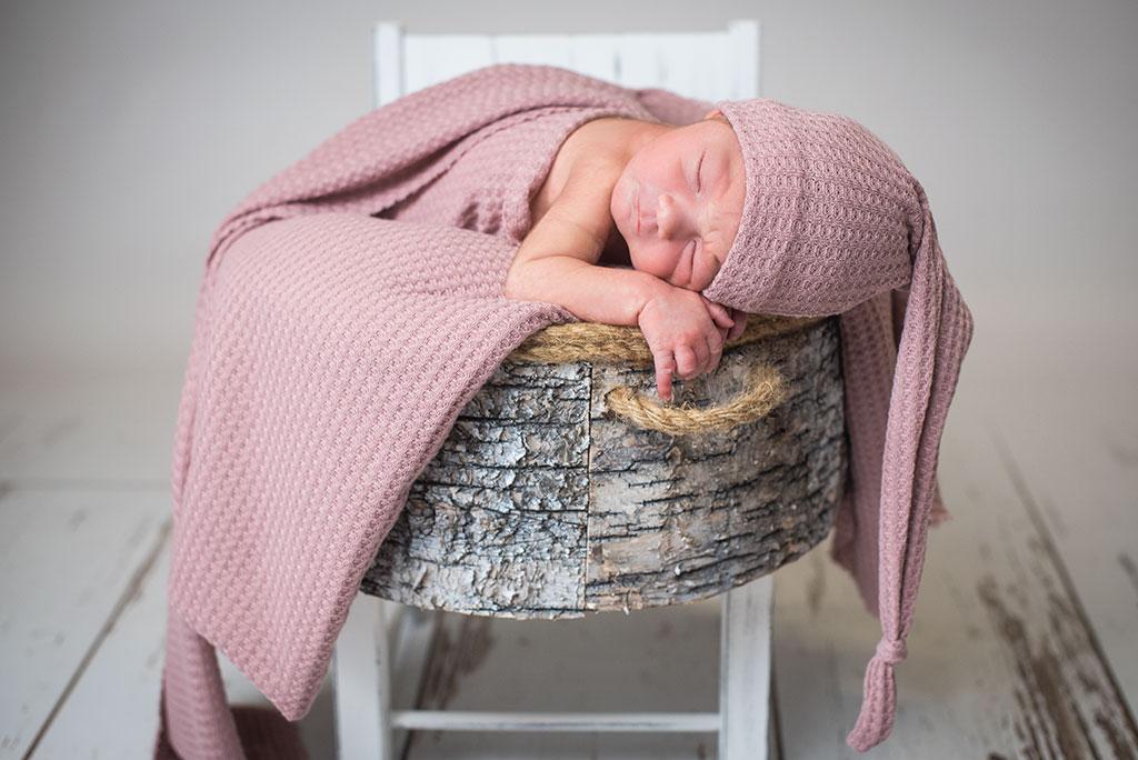 fotos de bebes recién nacidos Santander Cantabria