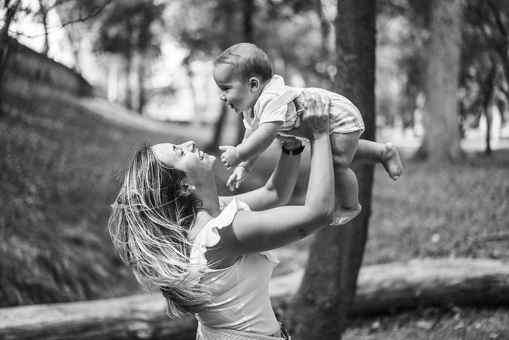 fotos de niños Marcos Greiz Santander mama