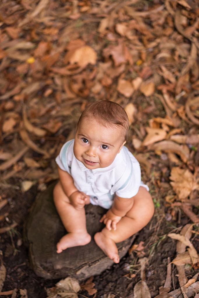fotos de niños Marcos Greiz Santander otoño