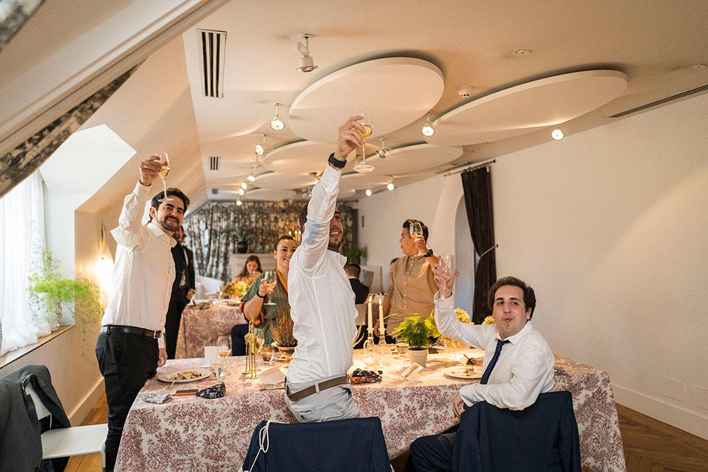 fotógrafo de bodas Cantabria Santander covid19 Marcos Greiz amigos