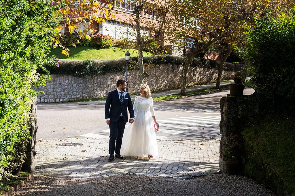 fotógrafo de bodas Cantabria Santander covid19 Marcos Greiz llegada