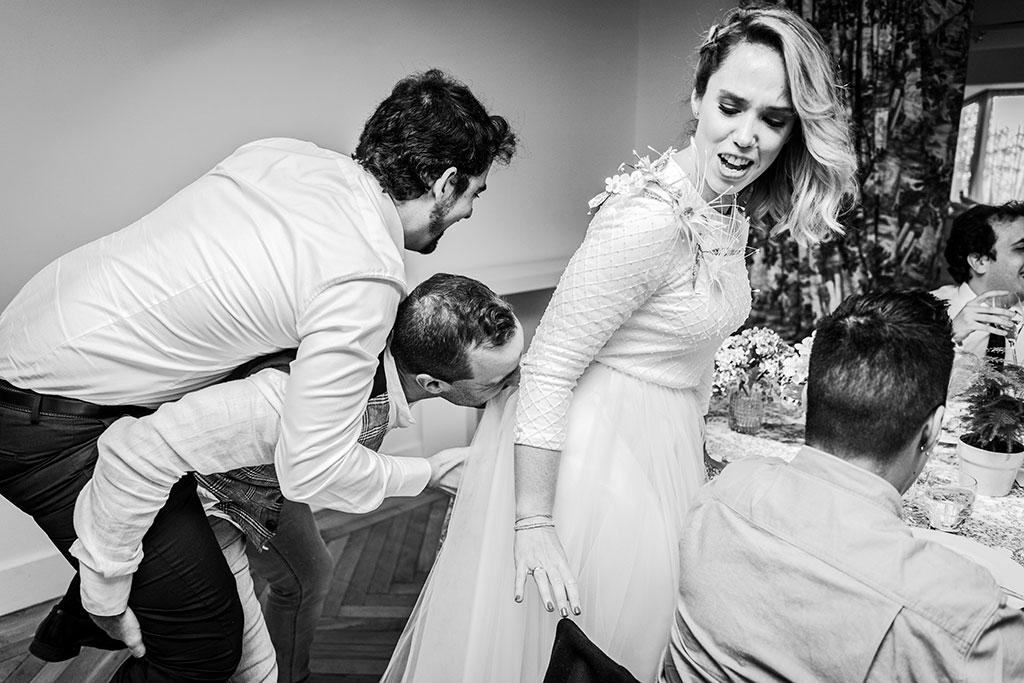 fotógrafo de bodas Cantabria Santander covid19 Marcos Greiz morder