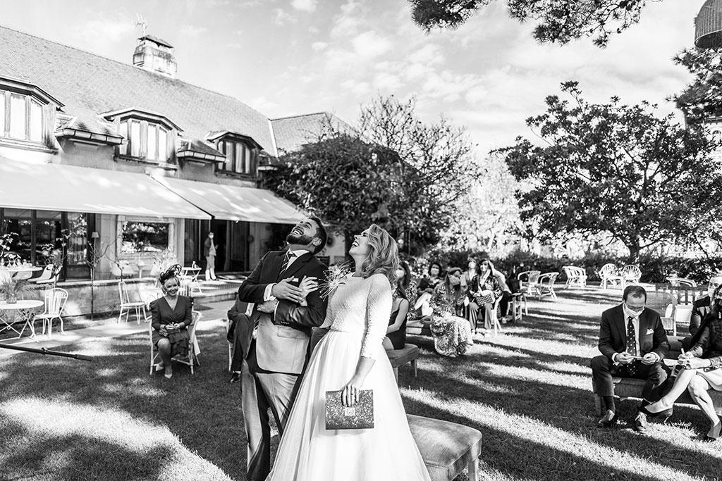fotógrafo de bodas Cantabria Santander covid19 Marcos Greiz risas