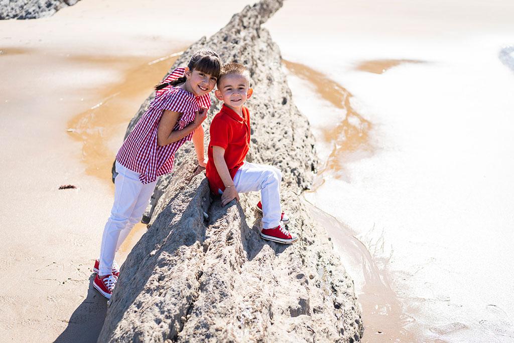 fotografía niños Cantabria Marcos Greiz arnia brothers