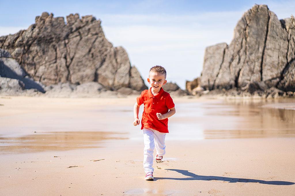 fotografía niños Cantabria Marcos Greiz arnia carrera