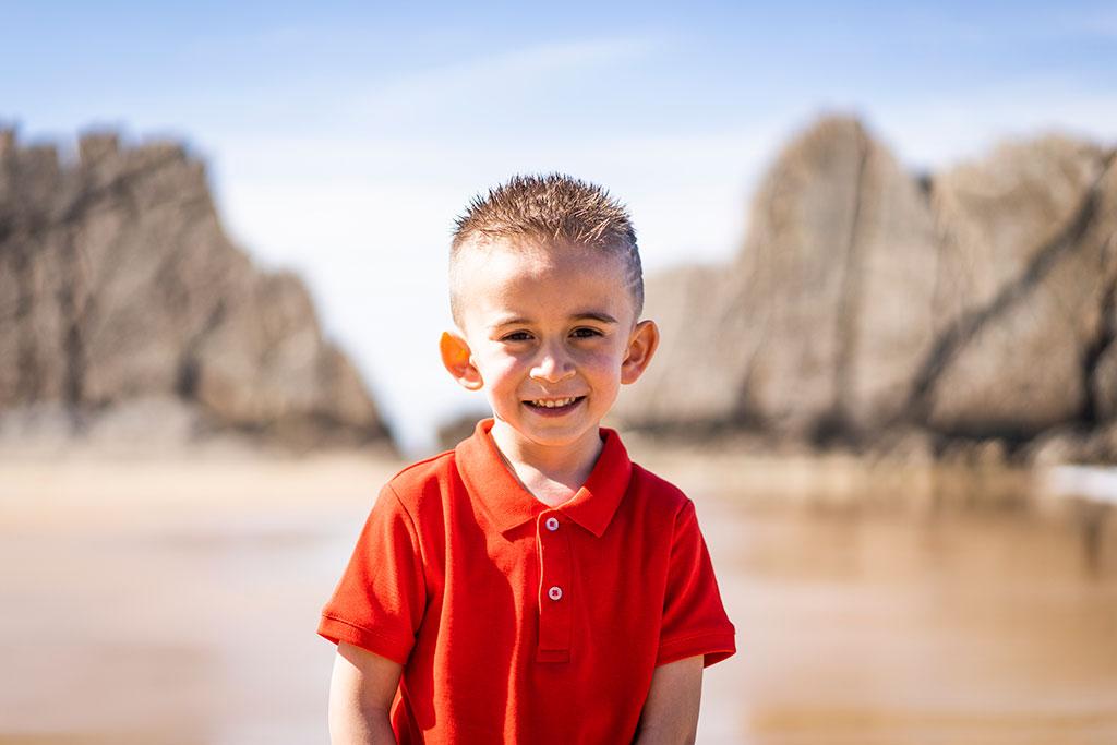 fotografía niños Cantabria Marcos Greiz arnia Ivan
