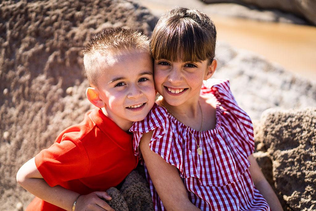 fotografía niños Cantabria Marcos Greiz arnia juntos