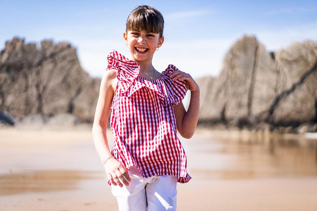 fotografía niños Cantabria Marcos Greiz arnia risas