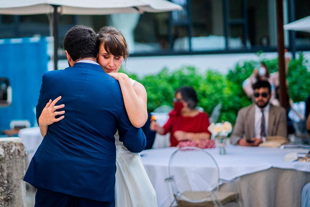 fotografo bodas cantabria marcos greiz baile abrazo